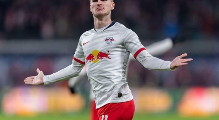 فيرنر يغيب عن ربع نهائي دوري أبطال أوروبا لينضم إلى تشيلسي