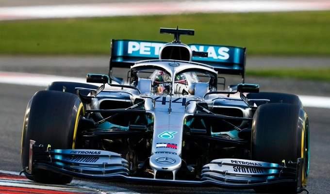مرسيدس ستشارك في النمسا بالمحرك الثاني