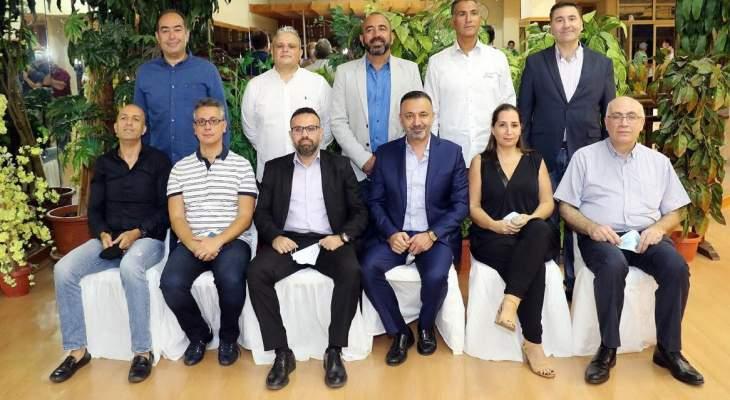 انتخابات تزكية في اتحاد السباحة وطوني نصار رئيسا