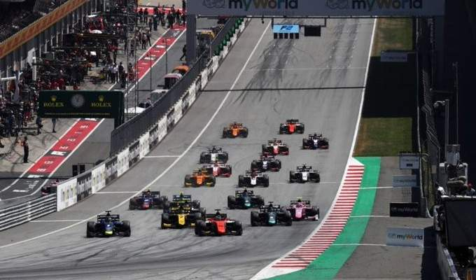 فئات الفورمولا الصغرى تنضم الى جدول الثمانية سباقات