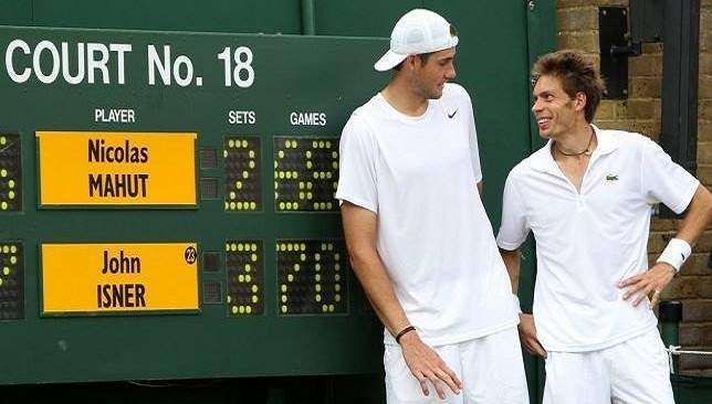 خاص: اطول مباراة في تاريخ التنس ودي خيا سيء الحظ