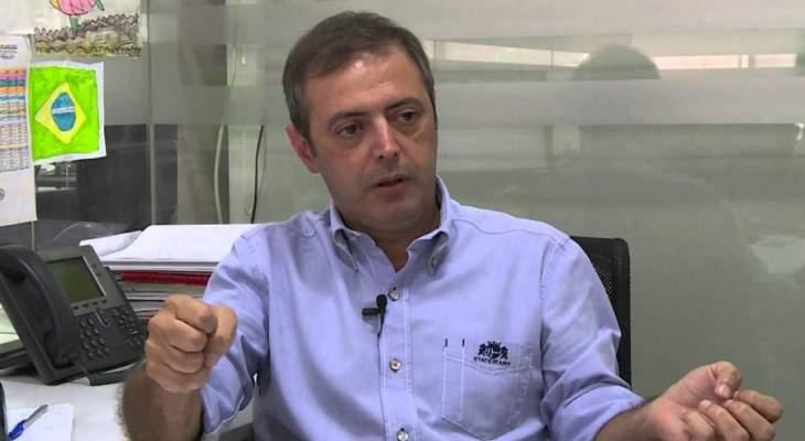 خاص: ايلي نصار: ادارة الحكمة دعمت الاتحاد في قراره بشأن الاشكال في غزير