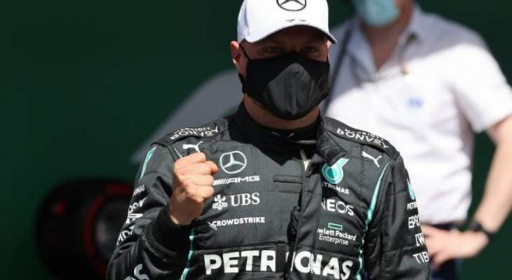 بوتاس يعلّق على سقف الرواتب لسائقي الفورمولا 1