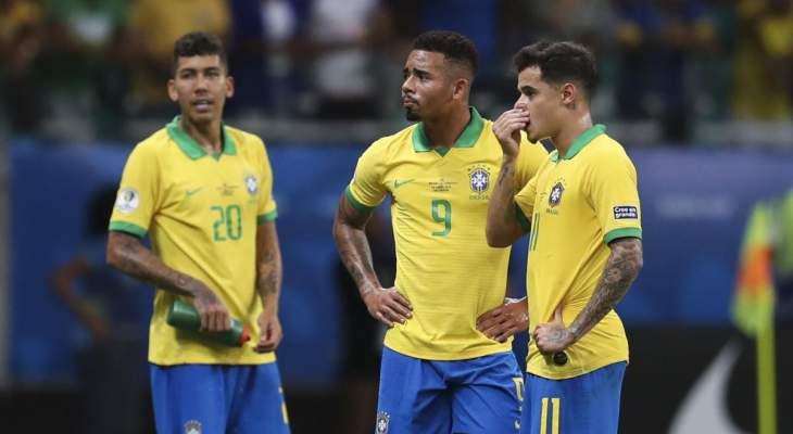 ابرز لقطات مباراة البرازيل وفنزويلا