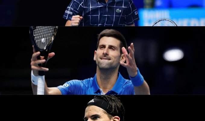 ارقام مميزة بعد نهاية موسم التنس