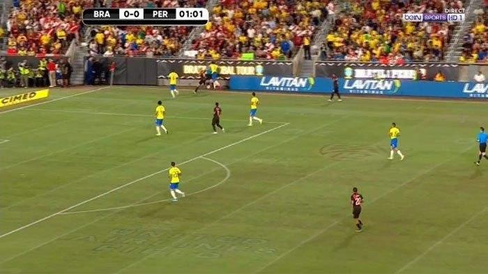 البيرو ترد الاعتبار امام البرازيل وتفوز عليها وديا