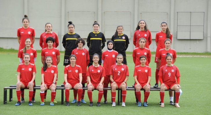 لبنان يستضيف مجموعته الرابعة في تصفيات كأس آسيا للسيدات