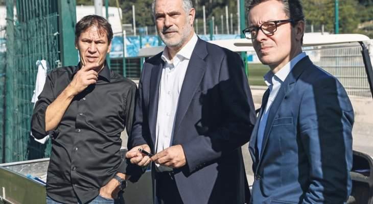 خلف رودي غارسيا، ما هو الدور الذي يلعبه زوبيزاريتا في مرسيليا؟