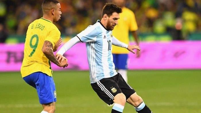 جيسوس يتجنب فتح النار على ميسي رغم الإساءة للبرازيل
