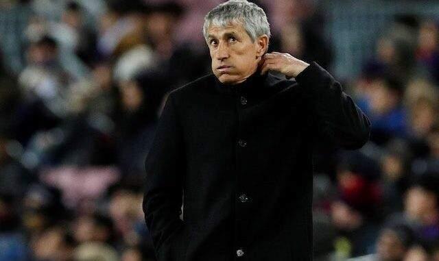 برشلونة يتجه إلى إقالة سيتيين