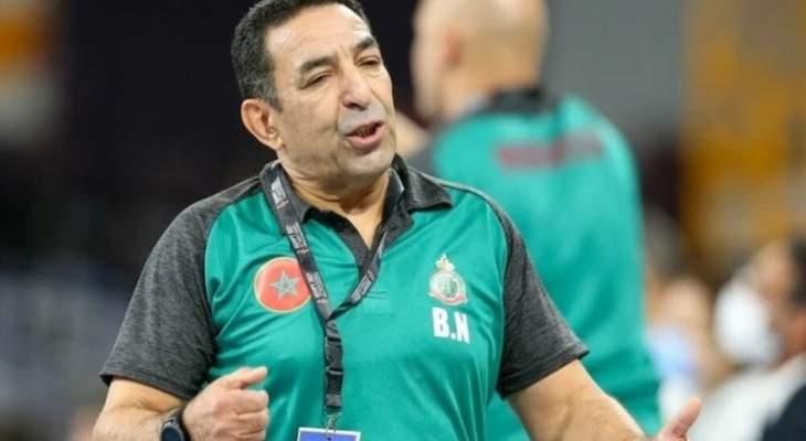 مدرب يد المغرب: غياب البدلاء و الارهاق اسباب الهزيمة امام البرتغال