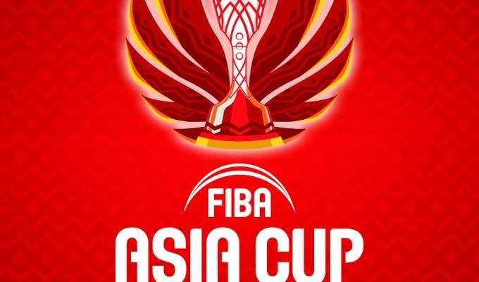 الكشف عن شعار كأس آسيا لكرة السلة 2021