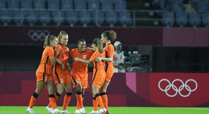 طوكيو 2020: انتصار عريض لسيدات هولندا وتعادل كندا مع اليابان