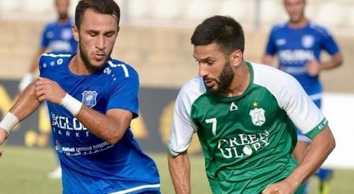 خاص: من هم أبرز اللاعبين ومدرب الجولة الثانية من الدوري اللبناني لكرة القدم؟
