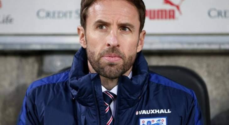ساوثغايت يضع تحدي جديد امام لاعبي منتخب انكلترا