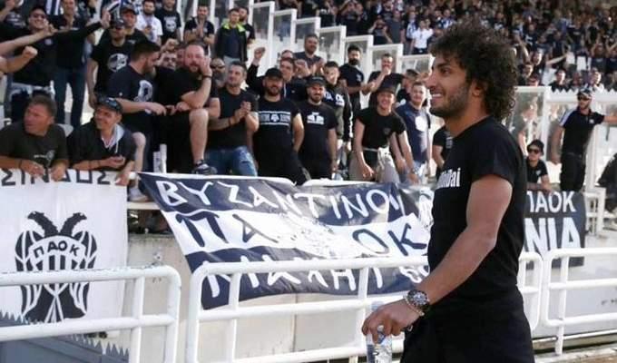 فولوس اليوناني يضم المشاغب عمرو وردة