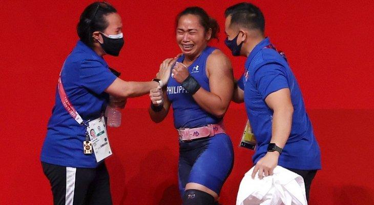 اولمبياد طوكيو: إستقبال الأبطال لدياز في الفلبين