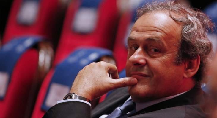 بلاتيني يوضح حقيقة اعتقاله من قبل السلطات الفرنسية