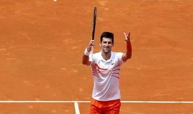 ديوكوفيتش يصل الى ربع نهائي بطولة رولان غاروس المفتوحة