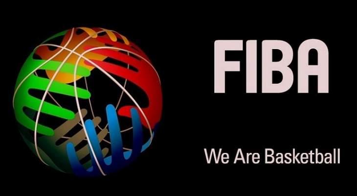 تحديد موعد سحب قرعة تصفيات بطولة اسيا لكرة السلة 2021