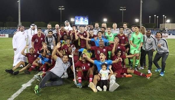 تأهل قطر والسعودية والبحرين الى كأس آسيا للشباب وفشل الامارات والاردن