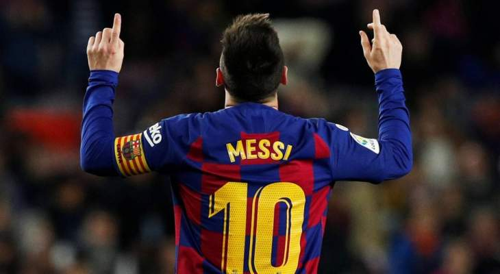 ميسي يتخطى رقم رونالدو على مستوى الثلاثيات في الدوري الاسباني