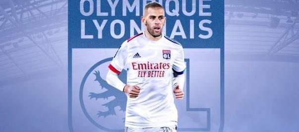 ليون الفرنسي يتعاقد مع الجزائري سليماني