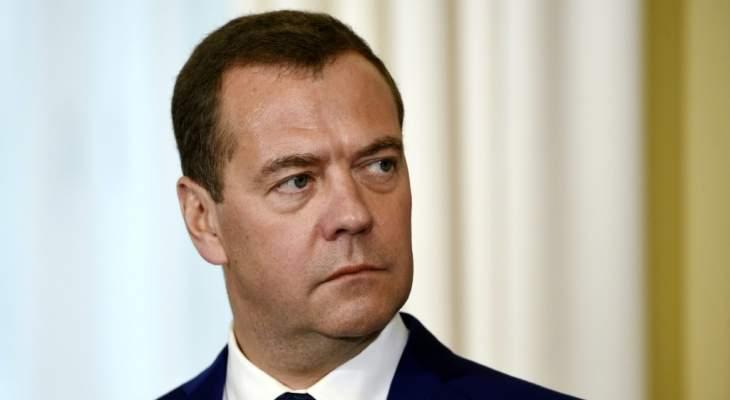 رئيس الوزراء الروسي يطالب بالتشدد في مكافحة المنشطات