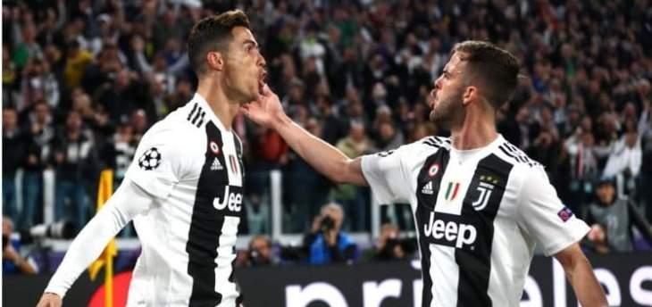 يوفنتوس يسيطر على قائمة اللاعبين الأعلى أجرًا في الدوري الإيطالي