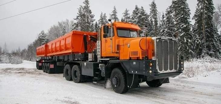 شركة Tonar تكشف عن شاحنتها الجديدة
