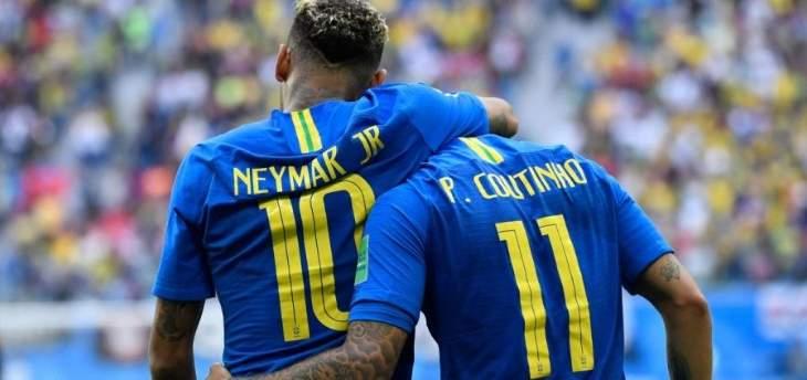 برشلونة قد يتجه إلى بيع كوتينيو لتمويل صفقة نيمار