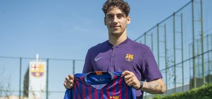 برشلونة يضم الهولندي الشاب لودوفيت ريس