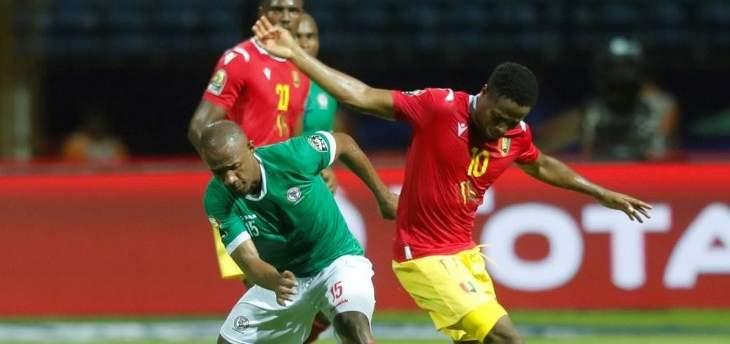 نقطة مهمة لمدغشقر في اولى مبارياتها في كاس امم افريقيا