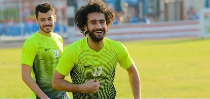 نادي بتروجت المصري يردّ على اللاعب باسم مرسي