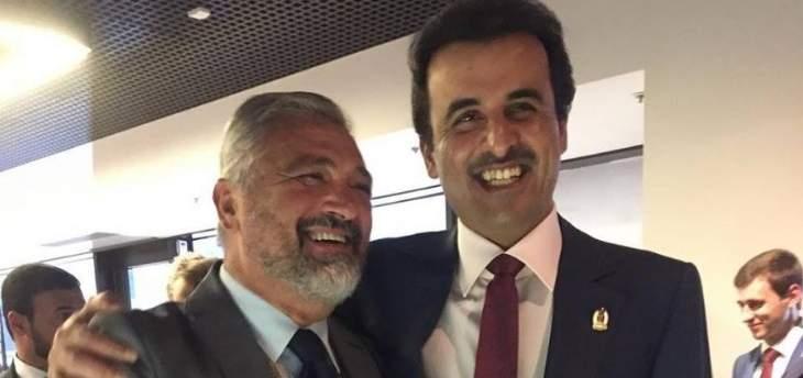 الإيطالي ألتوبيلي يهنّئ قطر على إنجازها في كأس آسيا 2019