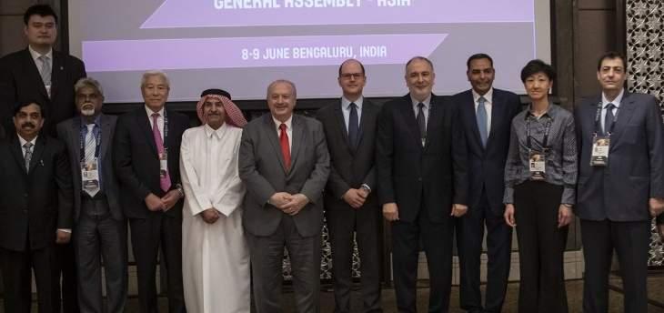 سعود ال ثاني: ساعمل لخدمة كرة السلة وقارة اسيا