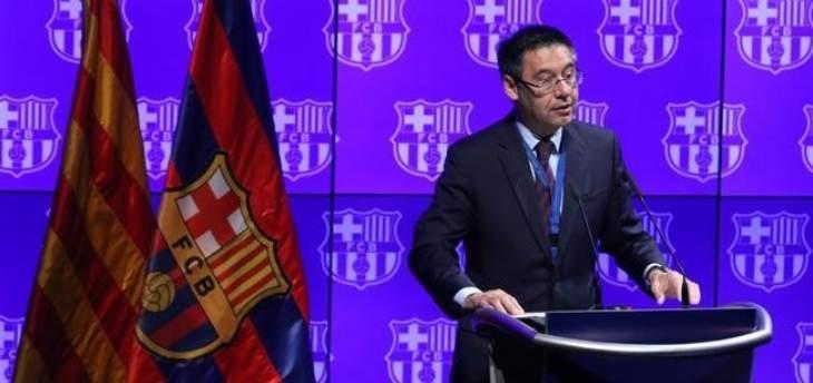 العلاقة بين رئاستي برشلونة وباريس سان جيرمان انكسرت