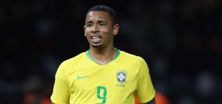 جيسوس: ندوب كأس العالم أثّرت علي