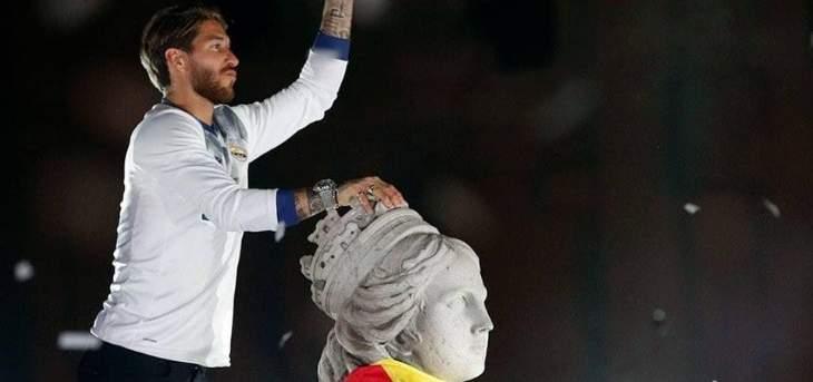 راموس: انا باق في ريال مدريد