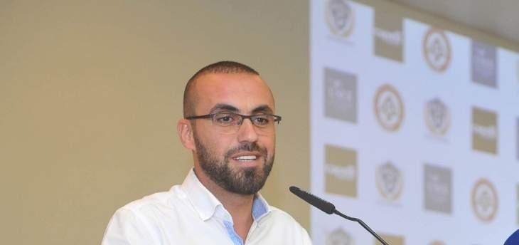 باسل هاشم:  فرقنا الرياضية تحرز الألقاب بالجملة