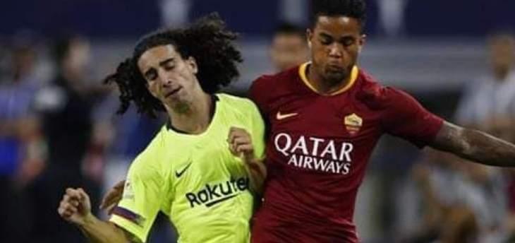 برشلونة يعير لاعبه الشاب الى خيتافي