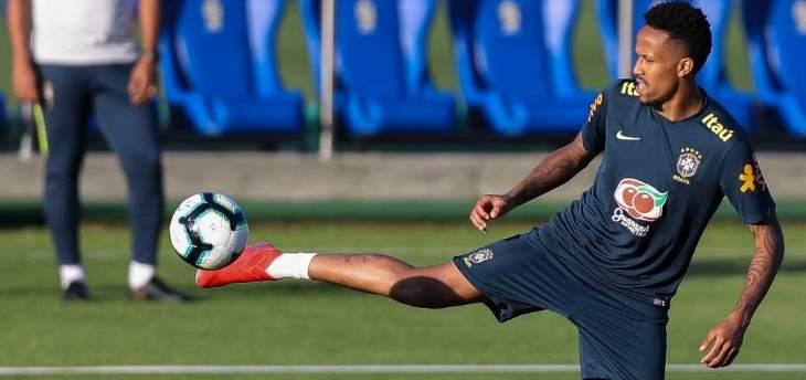 مدافع ريال مدريد الجديد يتعرض للاصابة