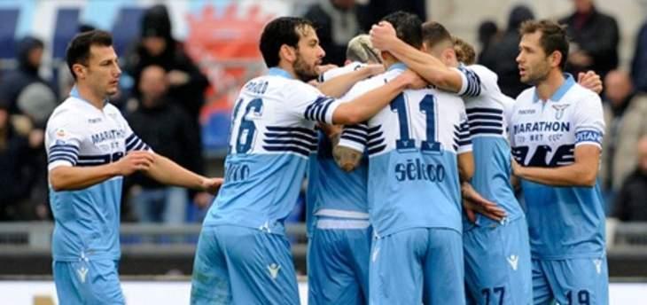 كأس ايطاليا: لاتسيو يعبر بعد اكتساحه نوفارا برباعية