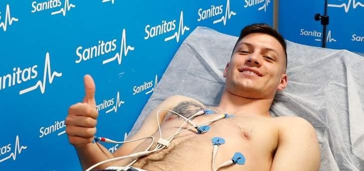 يوفيتش ينجح في اجتياز الفحص الطبي في ريال مدريد