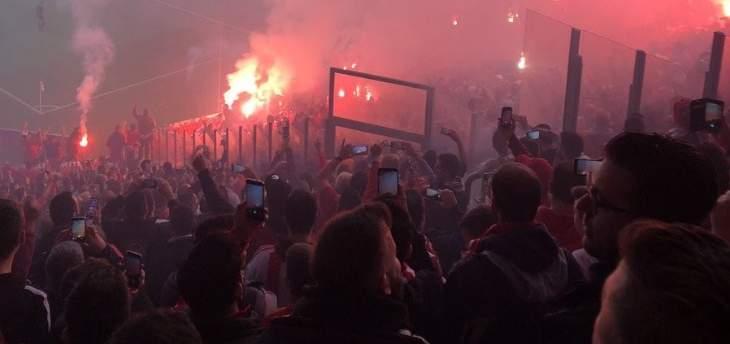 أولمبياكوس سيواجه دينامو كييف بالدوري الأوروبي من دون جماهير