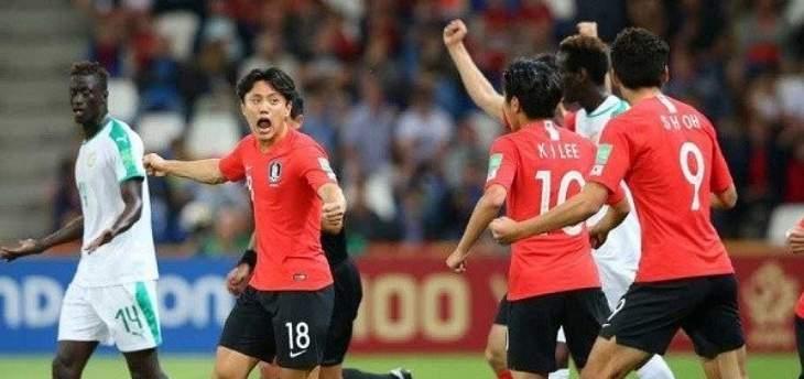 رئيس كوريا الجنوبية سيكرّم منتخب الشباب