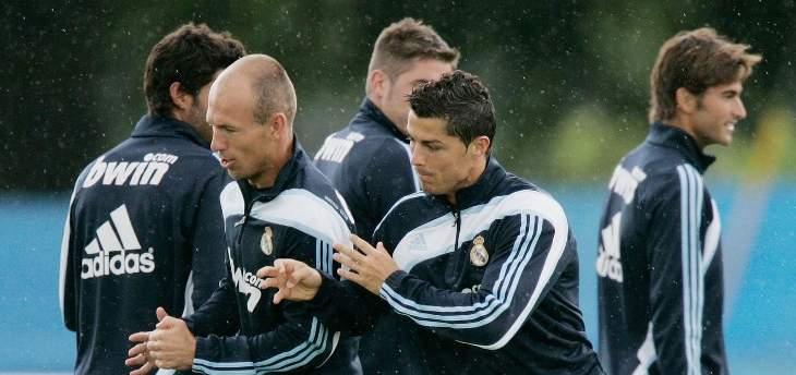 روبن: لم يكن رونالدو هو السبب الوحيد في رحيلي عن مدريد