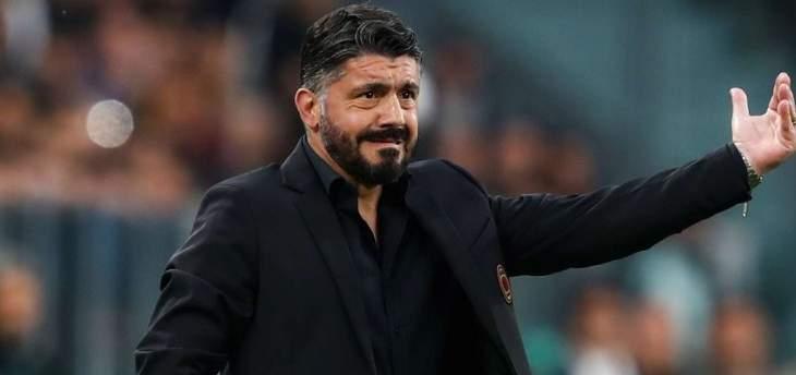غاتوزو يرد على شائعات انتقاله إلى روما