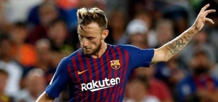 راكيتيتش يحسم مصيره مع برشلونة