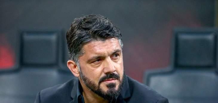 غاتوزو مرشح لتدريب نيوكاسل يونايتد